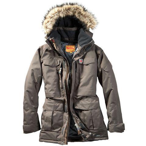 Yupik Parka | Fjällräven | #cold weather gear