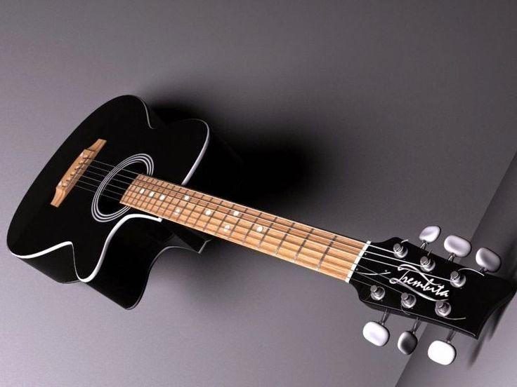 Metodo De Guitarra Acustica: Como Afinar la Guitarra.