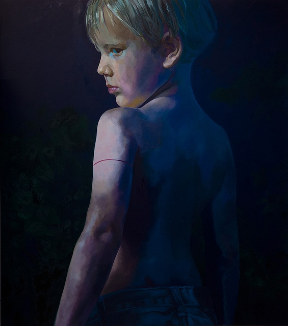 Beautiful painting by Swedish artist from Nybro- Markus Akesson