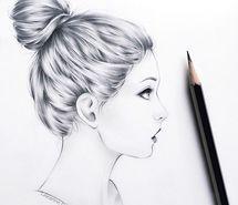 Inspirant de l'image art, noir, noiretblanc, savon, dessiné, dessin, dessins, fille, crayon, blanc #3039662 par Bobbym - Résolution 623x618px - Trouver l'image à votre goût