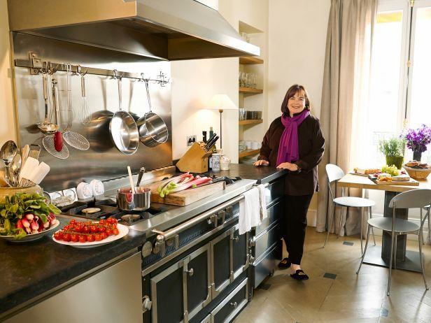 Star Kitchen Ina Garten 39 S Paris Kitchen Food Network