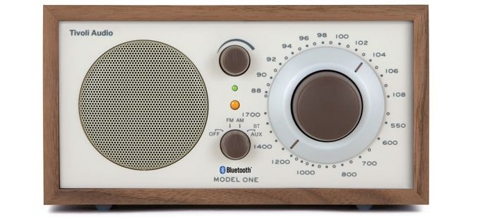 Model One BT – Radio AM/FM equipé de la technologie Bluetooth