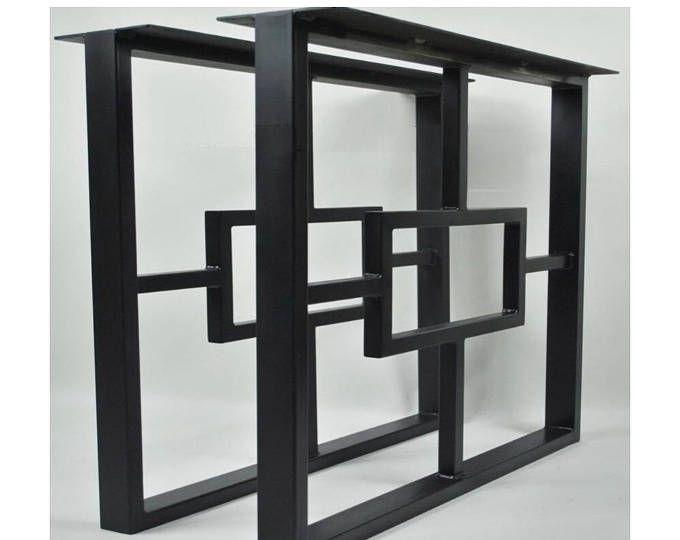 die besten 25 tischbeine metall ideen auf pinterest holzm belbeine tischbeine holz und. Black Bedroom Furniture Sets. Home Design Ideas