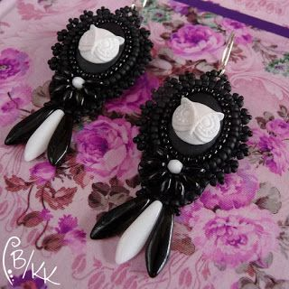 Kororowe Koraliki : Black & White