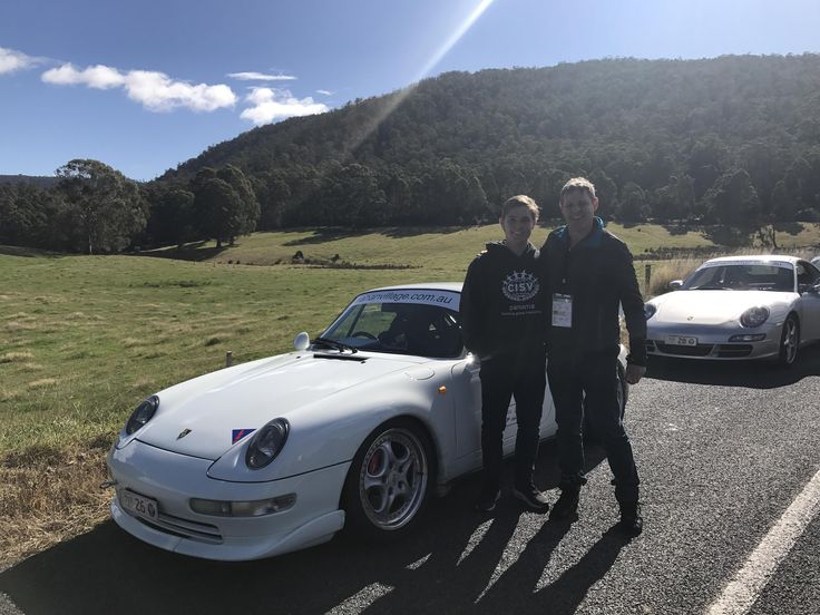 Just completed the touring division of Targa Tasmania in my dad's 993 RS! The most incredible week of my life! #Porsche #porsche911 #porschelife #cayenne #cars #car