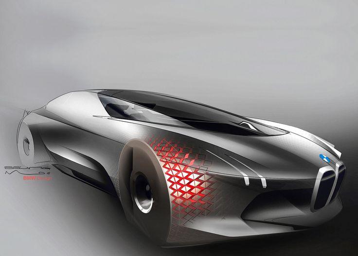 New Car: BMW Vision Next 100 concept - Car Design News