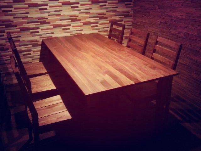 まもなくオープンするオシャレなレストランに納品に行きました!! http://www.outlet-riverp.com/voice/718/
