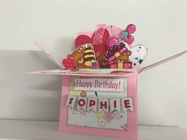 Happy birthday Sophie! – Ale e Chiara punto scrap
