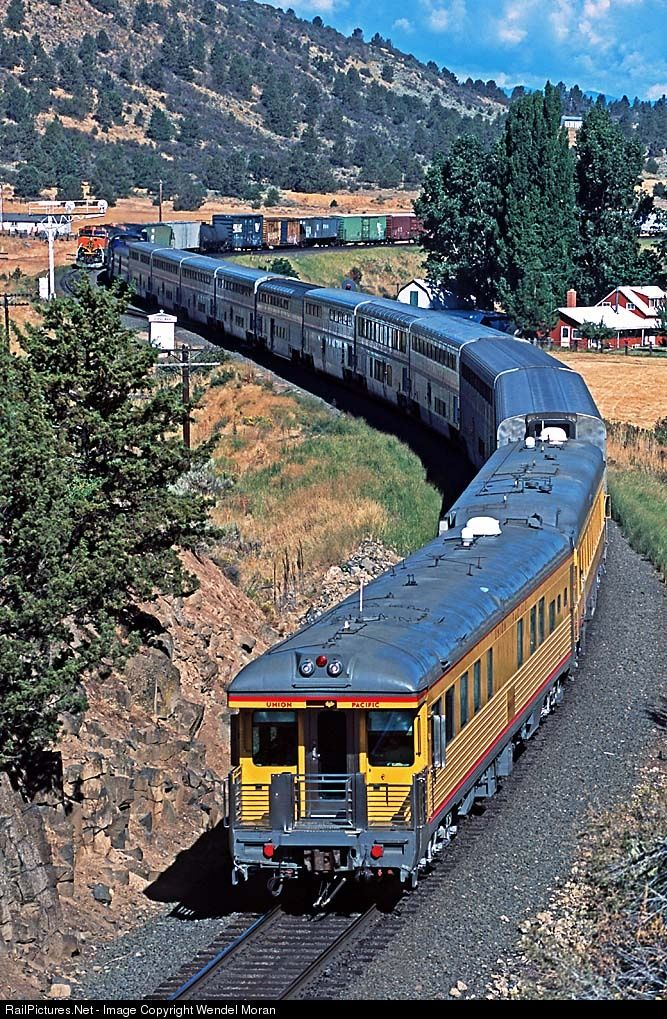 Railpictures Net Photo Upp 150 Union Pacific Business Car At