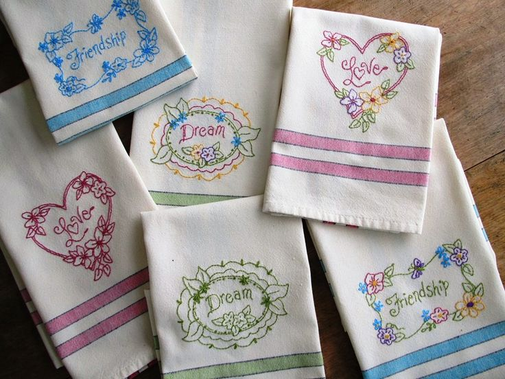 machine embroidery designs for kitchen towels 98 best images about creative tea towels on 9717