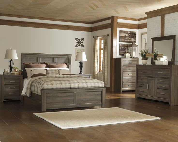 Juararo Queen Panel Bedroom Group   Signature Design 076315 At Furniture  Fair In Cincinnati, OH And Northern KY
