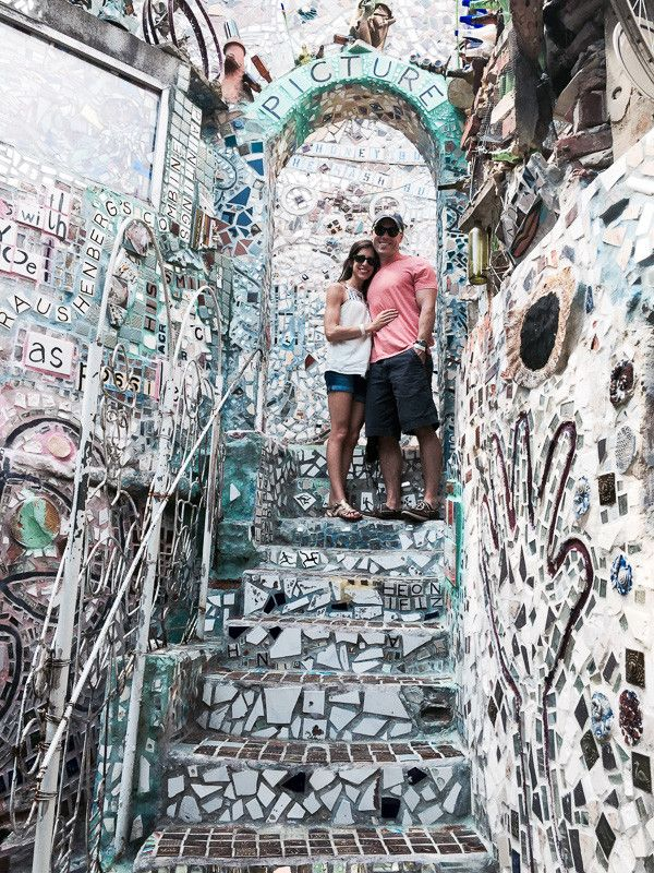 550 best Philadelphias Magic Gardens images on Pinterest
