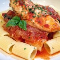 Kitchen Geekery :: Mediterranean :: Linguine ai gamberi