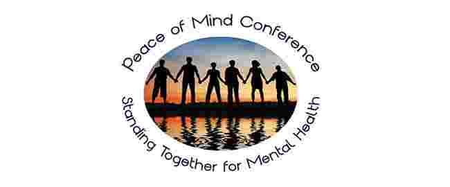 Peace of Mind Conference: Mental Illness affects all of us – whether it is a friend with mild depression, a child with schizophrenia,  or someone we know whose life is in chaos and needs answers.  Please join us for a community conversation about mental health and ways to find hope, help and peace of mind in our lives.