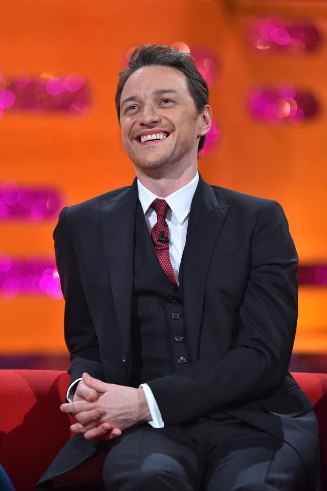 James McAvoy says he would love to play O'Donovan brothers in biopic with pal Michael Fassbender after Olympic rowers' success