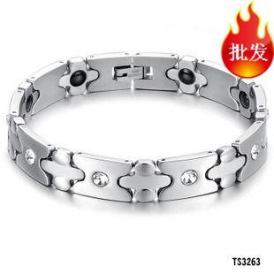 Оптовые новинки 2013 продажа очаровательная магнитные браслеты и браслеты для мужчин мальчиков бесплатная доставка 3263