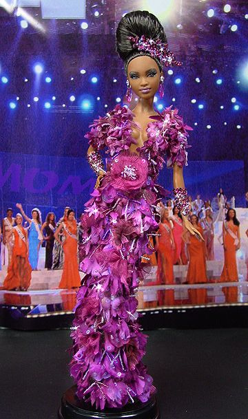 NiniMomo's Miss Nebraska 2007