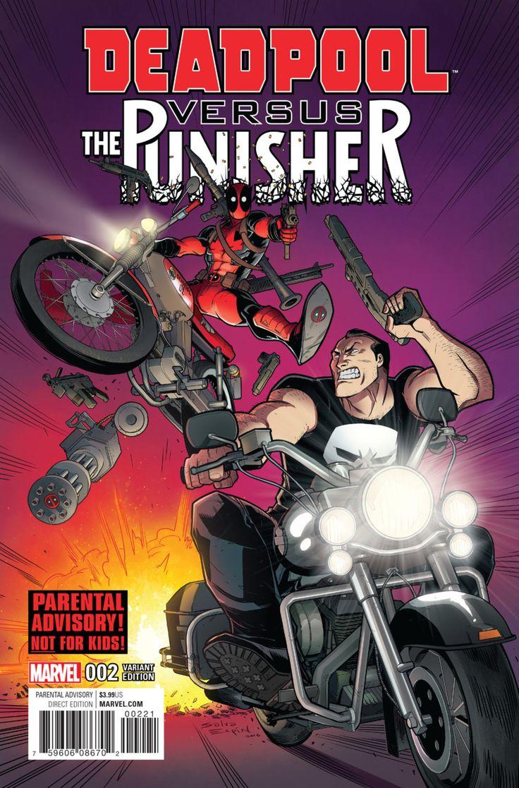 Deadpool vs. The Punisher #2 (Issue)