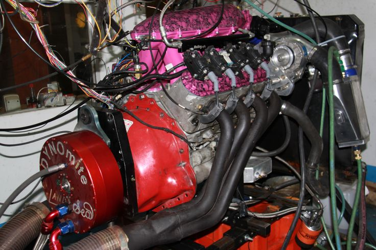 LS3 WITH PROCHARGER SUPERCHARGED dynotest HPS.TIENDA