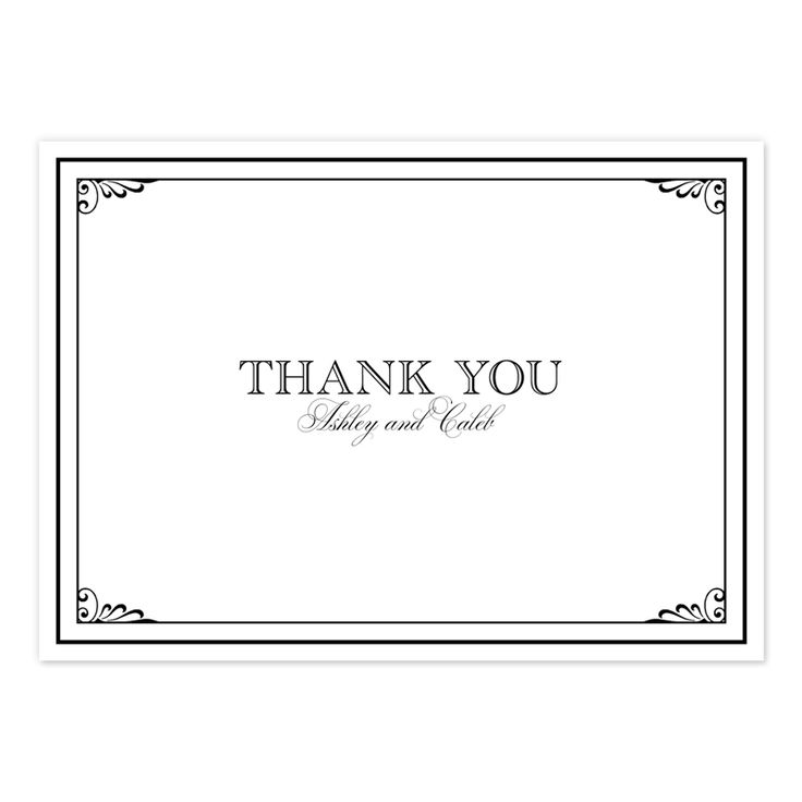 100 best Thank You Cards images on Pinterest | Business thank you ...