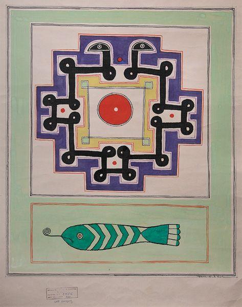 #Prabhakar BArwe#, Works On Paper, 24 Hour Online Auction: Mar 26-27, 2014, lot 21, #Indian Art#, #Saffronart#