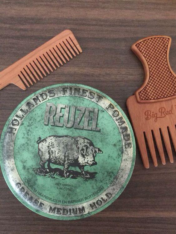 El mejor cuidado para el cabello del hombre. #Hair #Greenery #Cabello