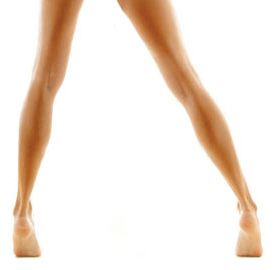 A great article on How to Get Skinny Legs & Thighs - a few simple leg exercises alone will not get you to your goal.