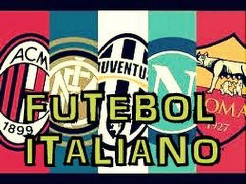 #1 - Sinopse do Futebol Italiano - YouTube