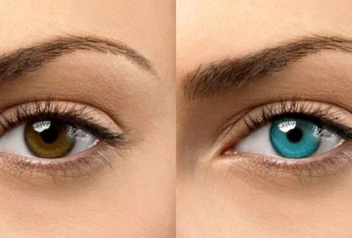 Is there a way to change eye color naturally? Can you use honey to change your eye color? Read more on how to change your eye color with honey with before and after pictures to show you how honey works to change the color of your eyes.