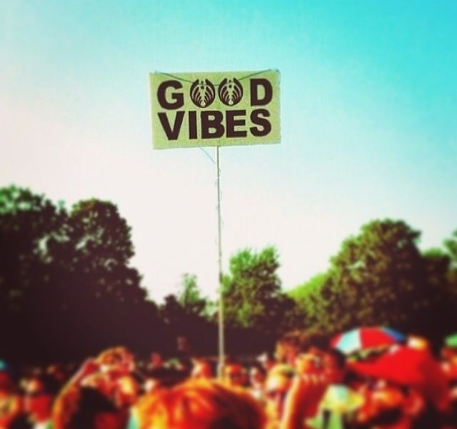 I'm all about the vibes. Music festivals and raves are my home. #vibin'