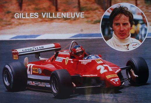 Gilles Villeneuve, Ferrari One of the best ever