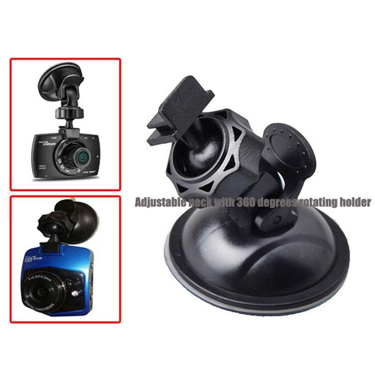 Palo Parabrisas del coche Del Sostenedor Del Soporte para el Coche DVR cámara grabadora de vídeo videocámara registrator G30 GT300 Envío gratis