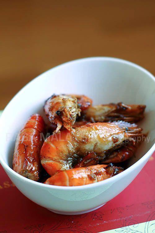 caramel shrimp vietnamese tom rim caramel shrimp vietnamese tom rim ...