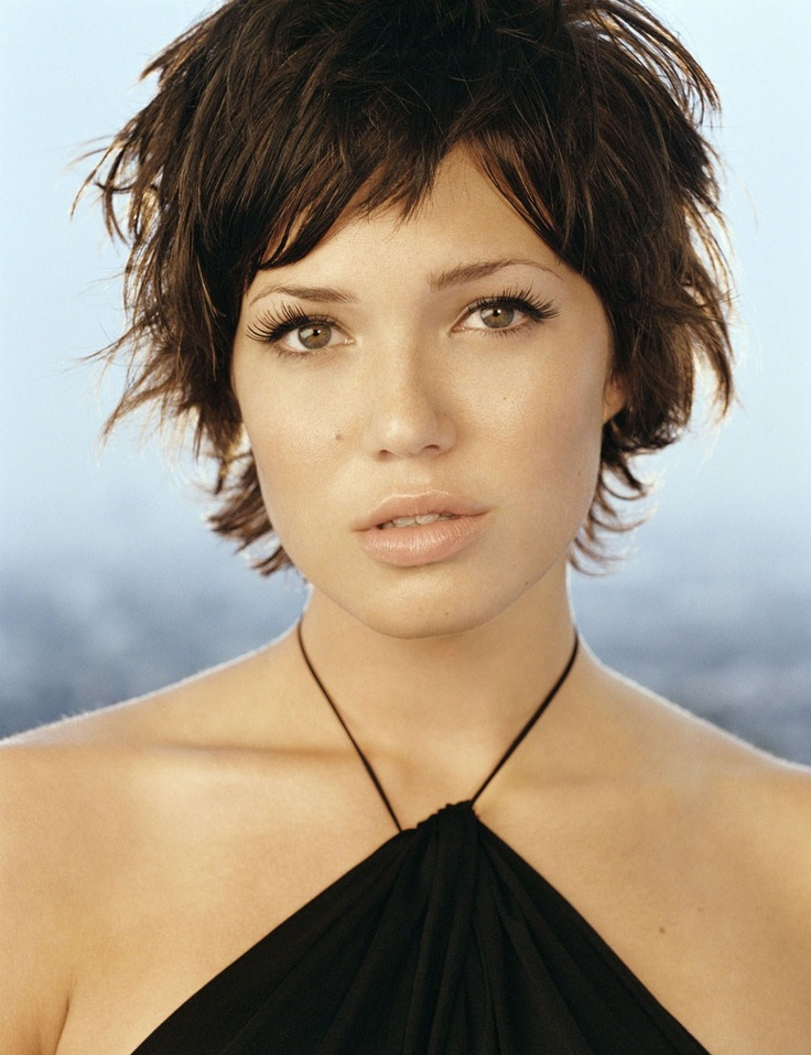 how to fix bed head short hair