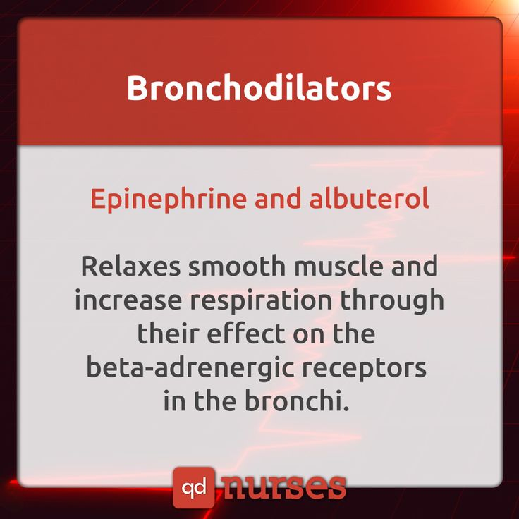 chapter 37 bronchodilators and respiratory drugs Study 11 chapter 37- respiratory drugs flashcards from sarah t on studyblue.