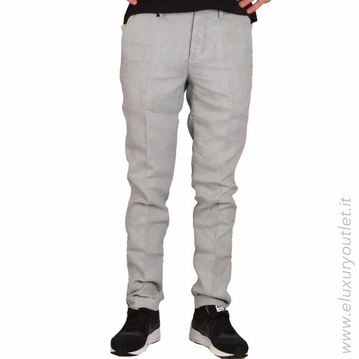 #Trousers by #Haikure -50% su #eluxuryoutlet!!! >>http://www.eluxuryoutlet.it/it/nuovi-arrivi/uomo/pantaloni/pantalone-haikure.html