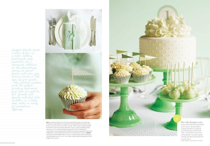 Sweet Treats & Cakes