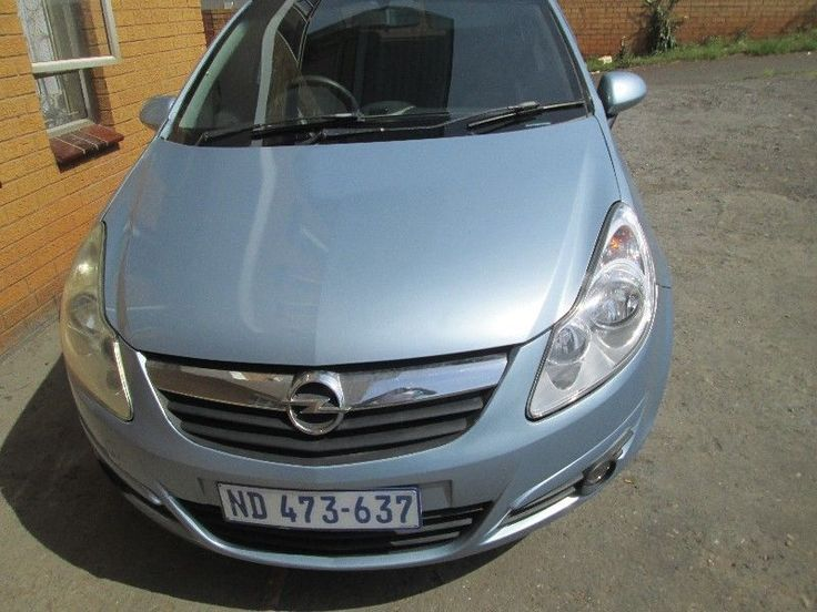 008 Opel Corsa 1.4 for sale in DurbanHas aircon