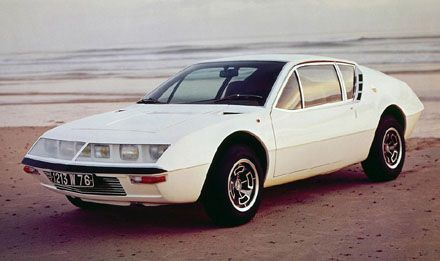 Nobody has the balls to make weird cars anymore