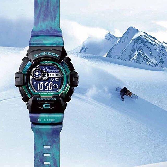 G-Shock G-LIDE Aurora Series watch | Model No. GLS8900AR-3 #gshock