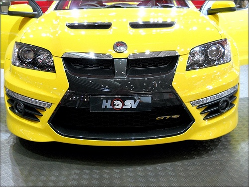 HSV GTS VE series