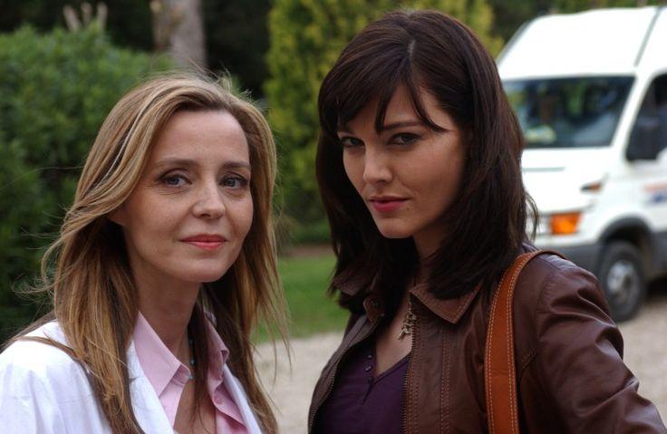 """Eliana Miglio e Pilar Abella in una foto di scena di """"Rex 2"""""""