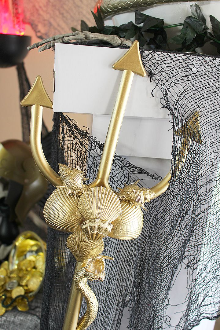 Greek Mythology Teen Halloween Party Ideas