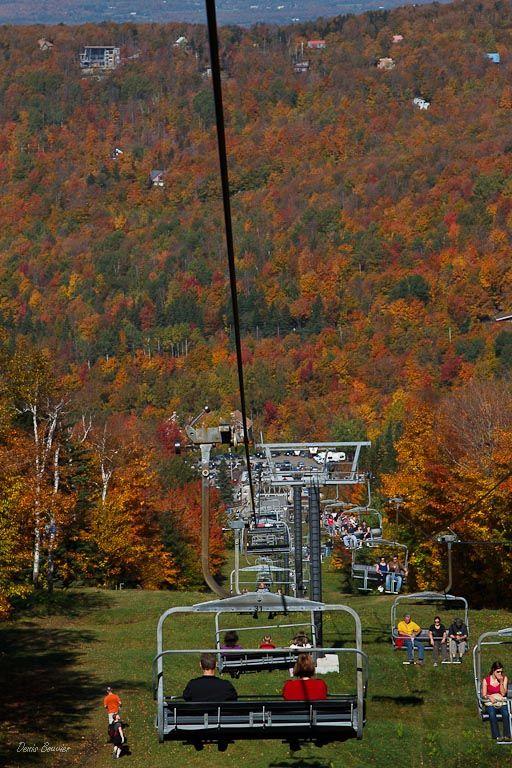Festival d'automne du Mont SUTTON - Activités à la montagne - Événements et activités - Mont SUTTON