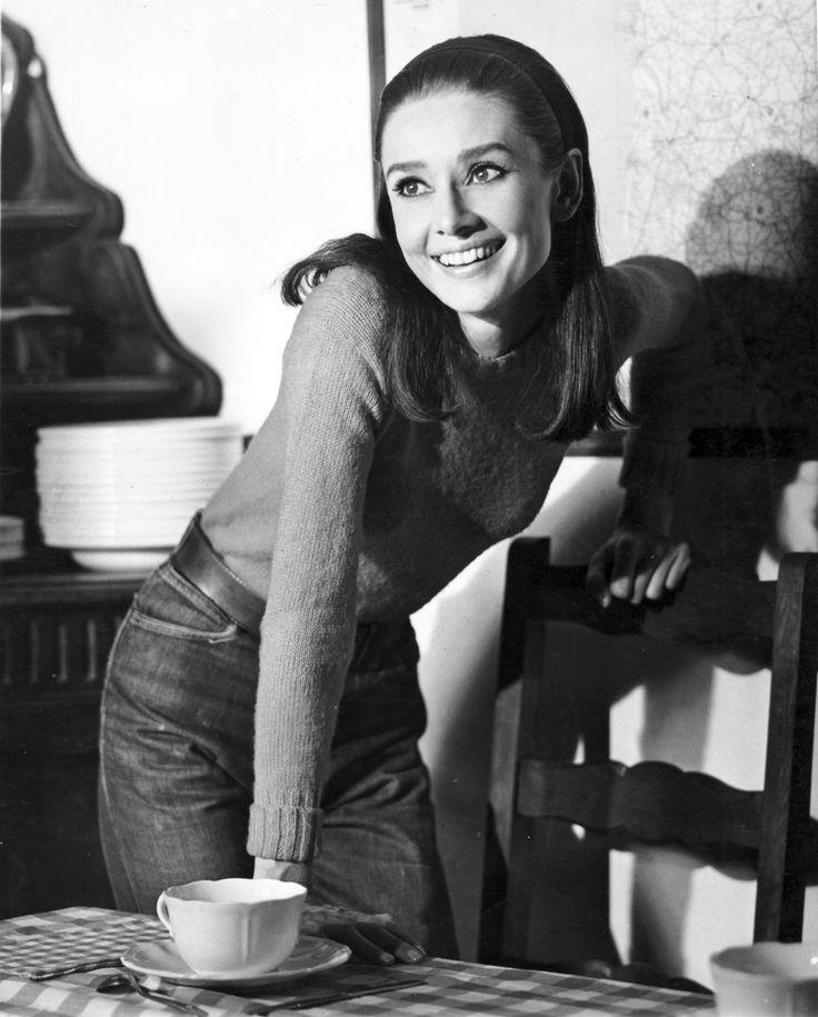 #audrey      Audrey Hepburn