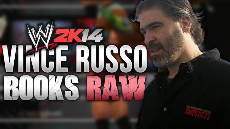 Vince Russo Books Raw! (WWE 2K14 Custom Story)