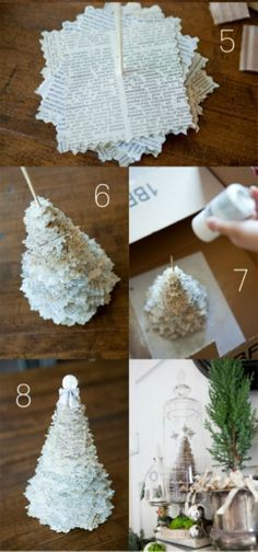 Shabby in love: Easy Christmas diy                                                                                                                                                                                 Mehr