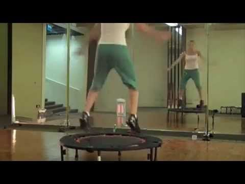 Tel Aviv ❤TAM❤ I bought this rebounder in the UK which is used by TA. http://www.rebound-uk.com/node/308/Rebounders Hope that helps.