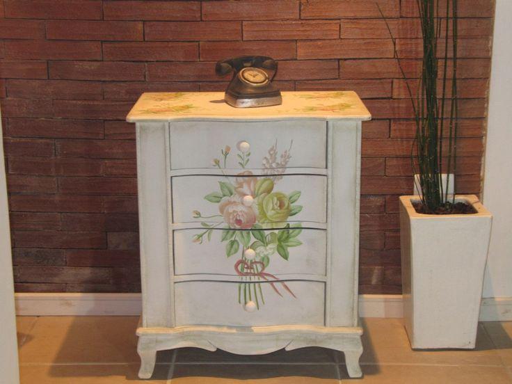muebles de pino pintados a mano buscar con google muebles pintados