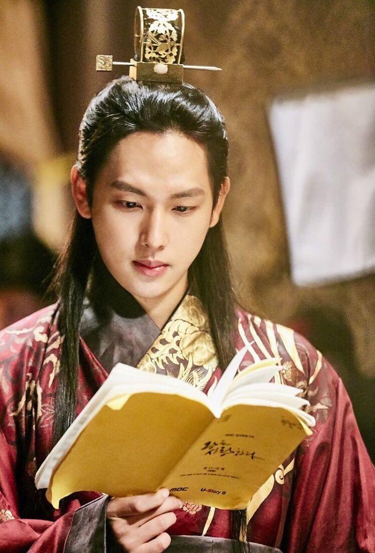 Legendary King ImSi-Wan In the king loves